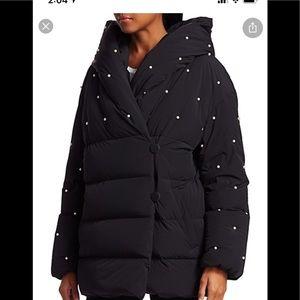 New Mackage Aura Pearl Black Women down jacket